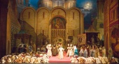 «Boris Godunov» the opera Bolshoi Theatre of Russia 2007 -