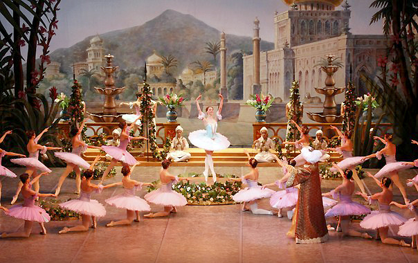 Another project by Vozrozhdenie – the brilliant premiere of the ballet Le Corsaire