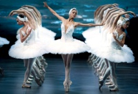 Principal Ballerina from the Chelyabinsk Theatre will dance a revised performance of Swan Lake in Gaynor Minden pointe shoes.