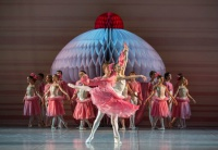 """The Nutcracker"" for the ""La Scala"""